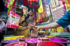 Colore del festival 2016 Immagini Stock Libere da Diritti