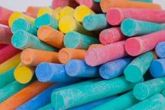 Colore del gesso Immagini Stock Libere da Diritti
