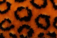 Colore del leopardo del fondo Fotografie Stock