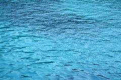 Colore del mare ionico fotografia stock libera da diritti