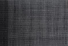 Colore del nero del modello del mattone fotografia stock libera da diritti