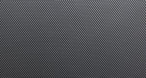 Colore dell'argento di struttura del metallo Fotografia Stock