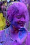 Colore della primavera Fotografia Stock