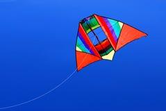 Colore des cerfs-volants Photos libres de droits