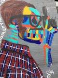 Colore di arte di New York Immagine Stock