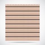 Colore di beige del pannello di struttura del raccordo Fotografia Stock