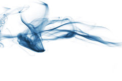 Colore di fumo Fotografie Stock Libere da Diritti