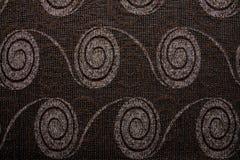 Colore di gray di Taupe di Anemon 9500 di struttura del tessuto di tessuto Immagini Stock Libere da Diritti