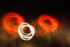 Colore di indicatore luminoso Fotografia Stock Libera da Diritti
