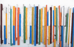 Colore di legno strutturato Fotografie Stock Libere da Diritti