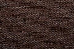 Colore di marrone di guarnizione di Anemon Kombin 0344 di struttura del tessuto di tessuto Fotografie Stock Libere da Diritti