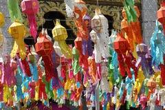 Colore di un tempio Fotografia Stock