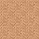 Colore di vimini di legno della ciliegia del modello senza cuciture Fotografia Stock