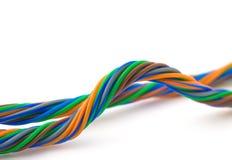 Colore Drähte Stockfoto
