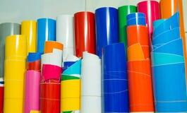 Colore etiquetas foto de stock royalty free