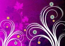 Colore floreale illustrazione vettoriale