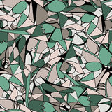 Colore geometrico senza cuciture del lillà del modello Fotografia Stock Libera da Diritti