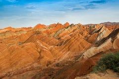 Colore Geopark Fotografie Stock Libere da Diritti