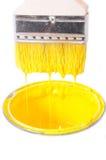 Colore giallo immagine stock libera da diritti