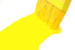 Colore giallo immagini stock