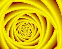 Colore giallo illustrazione di stock