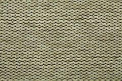 Colore giallo della paglia di Anemon Kombin 12 di struttura del tessuto di tessuto Fotografia Stock Libera da Diritti