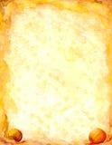 Colore giallo ed ornamenti Fotografia Stock Libera da Diritti