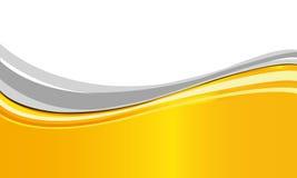 Colore giallo luminoso Immagini Stock Libere da Diritti