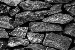 Colore grigio del modello di pietra di stile moderno Fotografia Stock