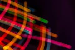 Colore magico Immagini Stock