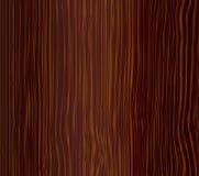 Colore marrone di legno della priorità bassa Fotografia Stock