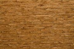 Colore marrone ocraceo di Kombin 20 di struttura del tessuto di tessuto Fotografie Stock