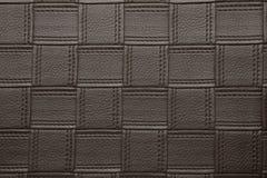 Colore medio di grey di taupe del tessuto di struttura artificiale del quadrato Immagine Stock Libera da Diritti