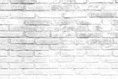 Colore morbido di bianco di tono di struttura rossa del muro di mattoni Immagini Stock Libere da Diritti