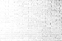 Colore morbido di bianco di tono di struttura rossa del muro di mattoni Fotografia Stock Libera da Diritti