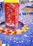 Colore mosaic tap Royalty Free Stock Photography