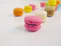 Colore pastello dei maccheroni Immagine Stock