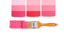 Colore rosa del progettista Fotografia Stock Libera da Diritti