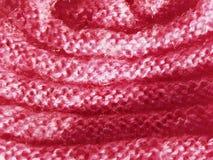 Colore rosa di bambino Fotografia Stock