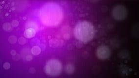 Colore rosa di Bokeh 2 Fotografia Stock