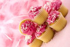 Colore rosa per il mese di consapevolezza del cancro della mammella Immagini Stock Libere da Diritti