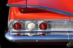 Colore rosso 1963 Fotografia Stock Libera da Diritti