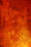 Colore rosso astratto del grunge Fotografia Stock Libera da Diritti