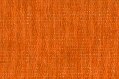 Colore rosso del tessuto della mobilia come i precedenti immagini stock libere da diritti
