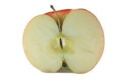colore rosso della mela immagine stock libera da diritti
