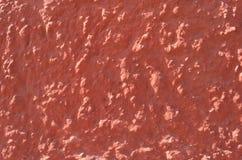 Colore rosso strutturato Fotografia Stock