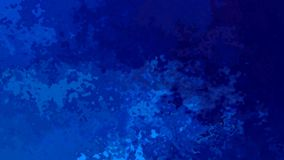 Colore variegato felice vibrante macchiato animato astratto del ciclo senza cuciture del fondo video