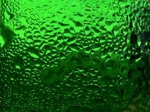 Colore verde 1 Immagine Stock
