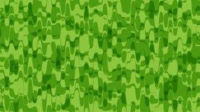 Colore verde astratto per fondo alla moda, carta da parati dell'estratto variopinta per progettazione grafica, verde geometrico a illustrazione di stock
