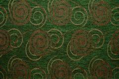Colore verde del cacciatore di Anemon 328 di struttura del tessuto di tessuto Fotografia Stock Libera da Diritti